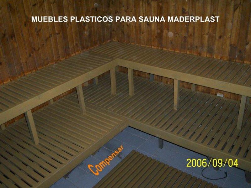 38 madera pl stica maderplast perfiles maderas inmunizadas tratadas macizas 0 0 - Como hacer una sauna ...