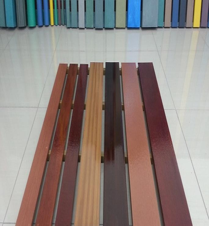 38 madera pl stica maderplast perfiles maderas inmunizadas - Listones de aluminio ...