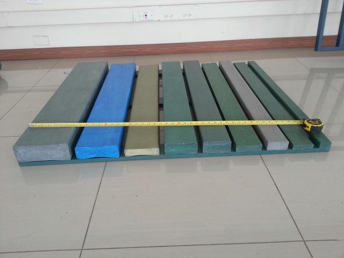 38 madera pl stica maderplast perfiles maderas inmunizadas - Tablones de madera segunda mano ...