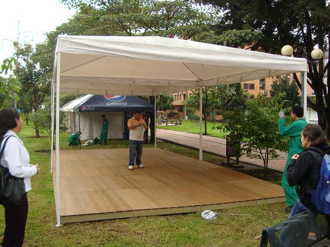 30 muebles campestres exteriores interiores mobiliarios - Colocar suelo de madera ...