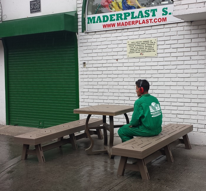 30 muebles campestres exteriores interiores mobiliarios for Mobiliario para exteriores