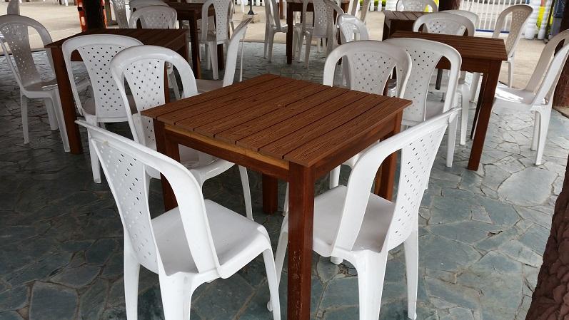 30 muebles campestres exteriores interiores mobiliarios for Muebles para restaurantes y cafeterias