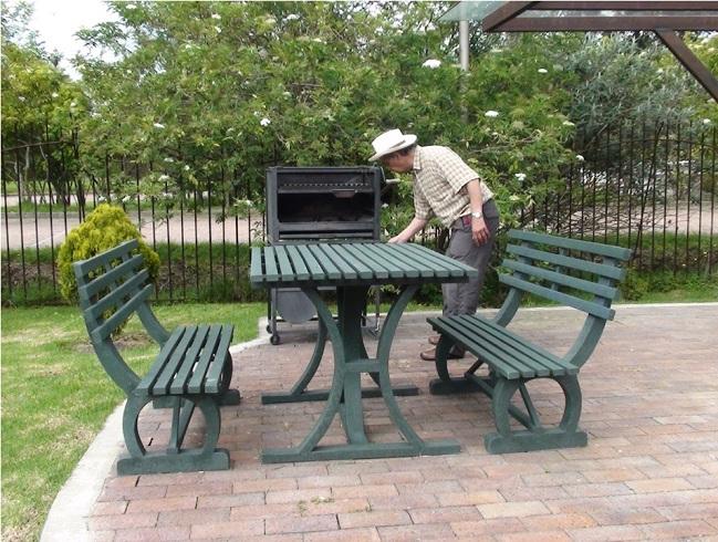 30 Muebles Campestres exteriores Interiores Mobiliarios externos ...