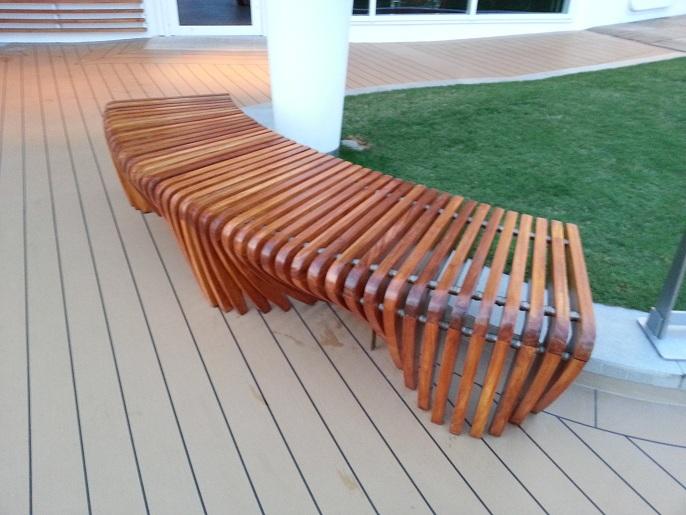 Muebles de madera rusticos - Terrazas de madera precios ...