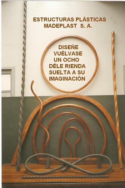 Catálogo DISEÑO Y DESARROLLO DE PRODUCTOS  DE MADERPLAST 2014