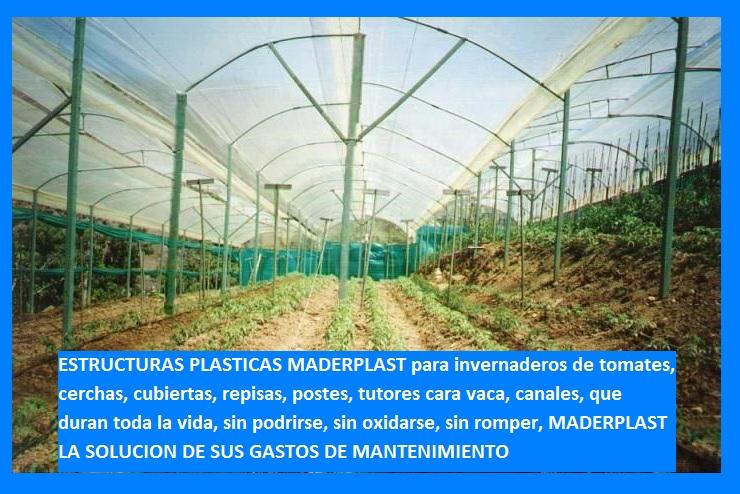 40 cultivos tecnificados invernaderos agricultura cosecha - Estructuras invernaderos segunda mano ...